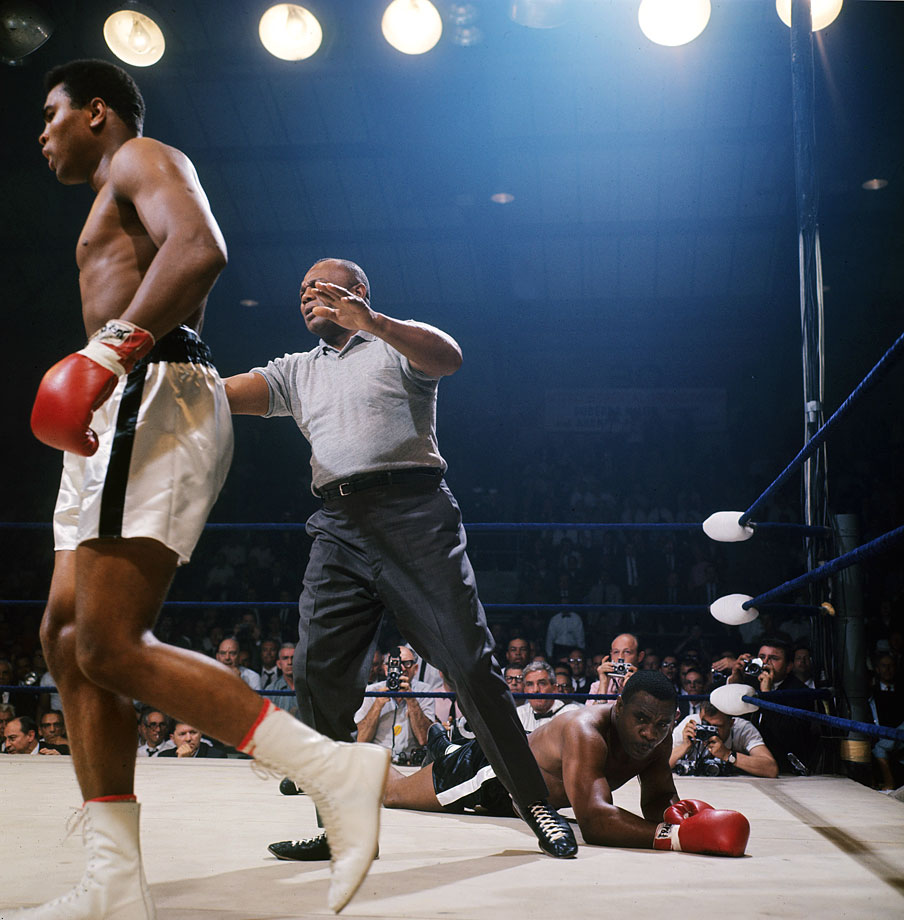 Entering the bout, Liston had never been KO'd.
