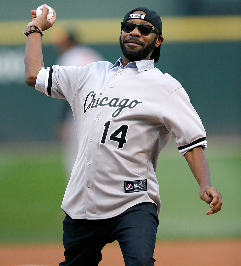 Aug. 20 at U.S. Cellular Field in Chicago