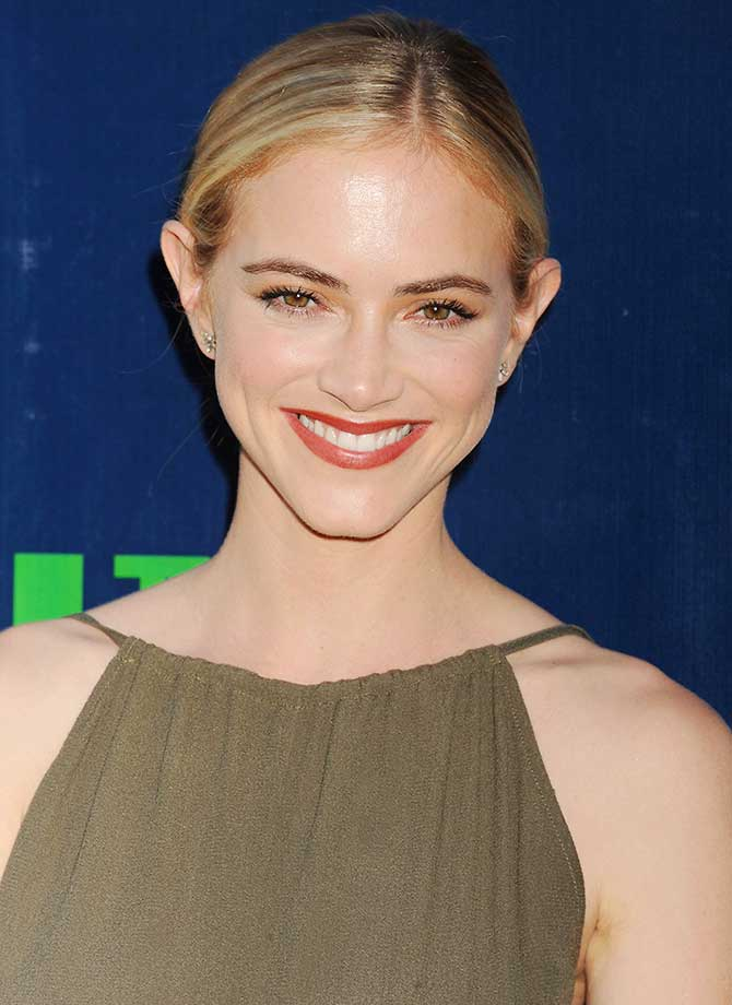 Emily Wickersham :: Getty Images
