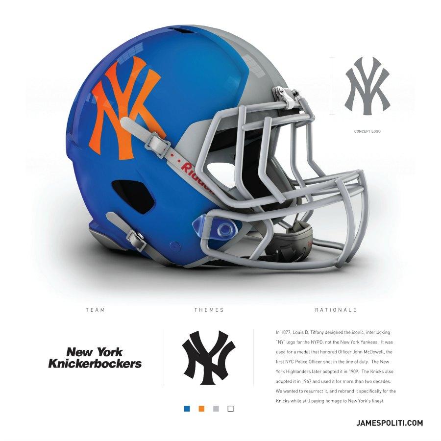 New York Knicks :: James Politi & Luke Daly