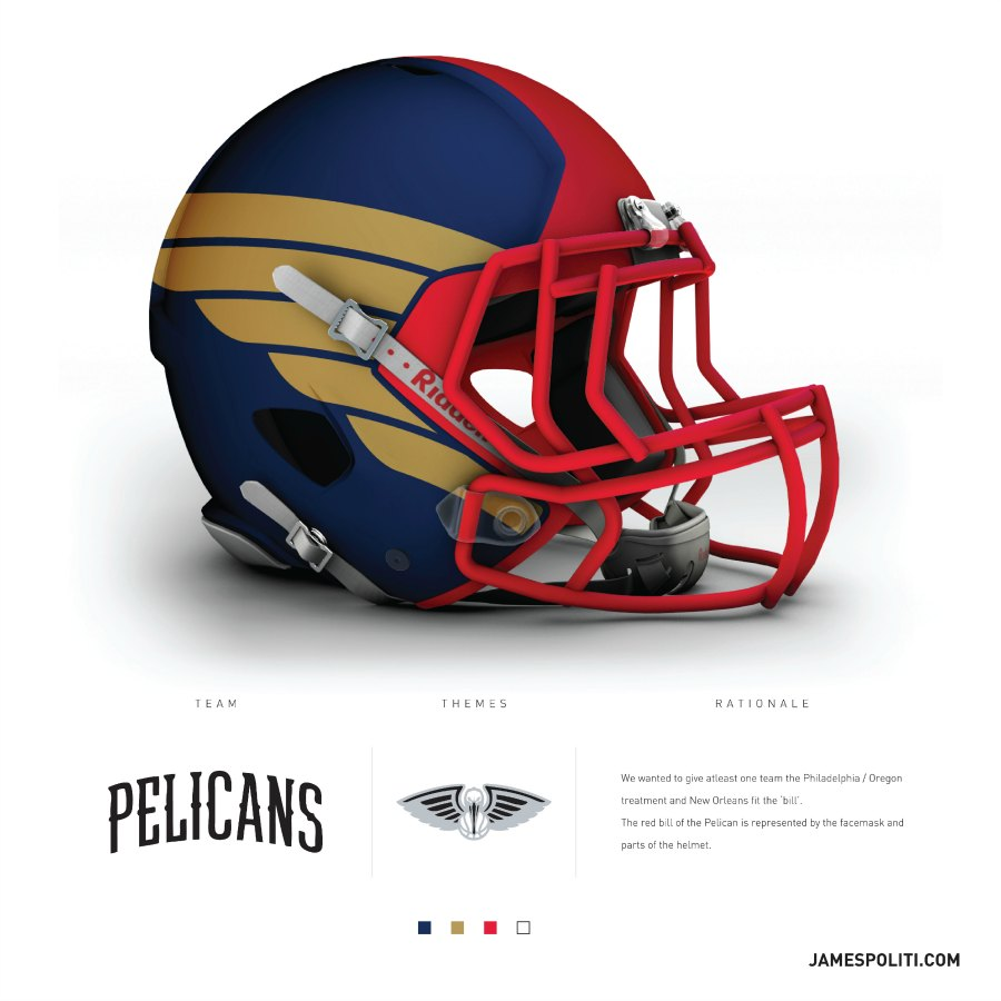 New Orleans Pelicans :: James Politi & Luke Daly