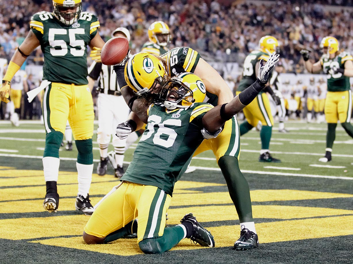 The former Packers safety announced his retirement from the NFL on Aug. 20.  In his six seasons before sustaining a neck injury in Week 2 of the 2011 season, Collins was named to the Pro Bowl three times and won Super Bowl XLV with the Packers.  His best season came in 2008, when he co-led the NFC with seven interceptions and led the NFL with three touchdowns and 295 interception return yards. The 31-year-old finishes his career with 21 interceptions and 417 tackles.