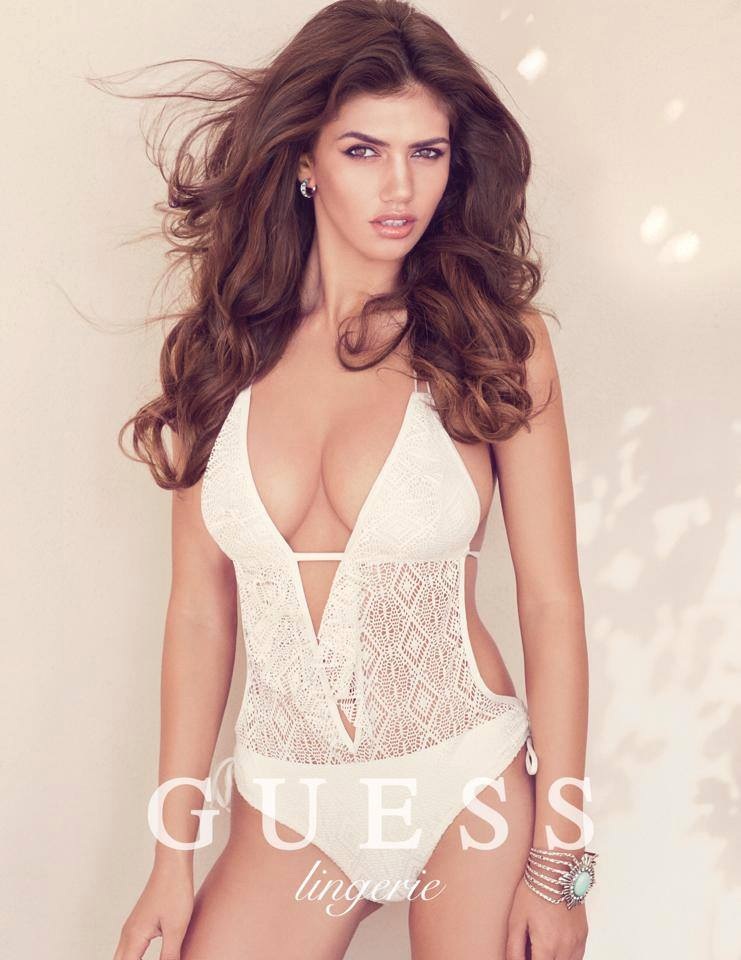 Nicoleta Vaculov :: Courtesy of Guess