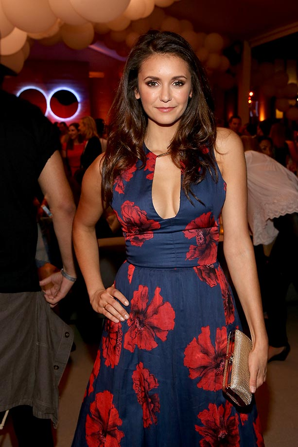 Nina Dobrev :: Getty Images