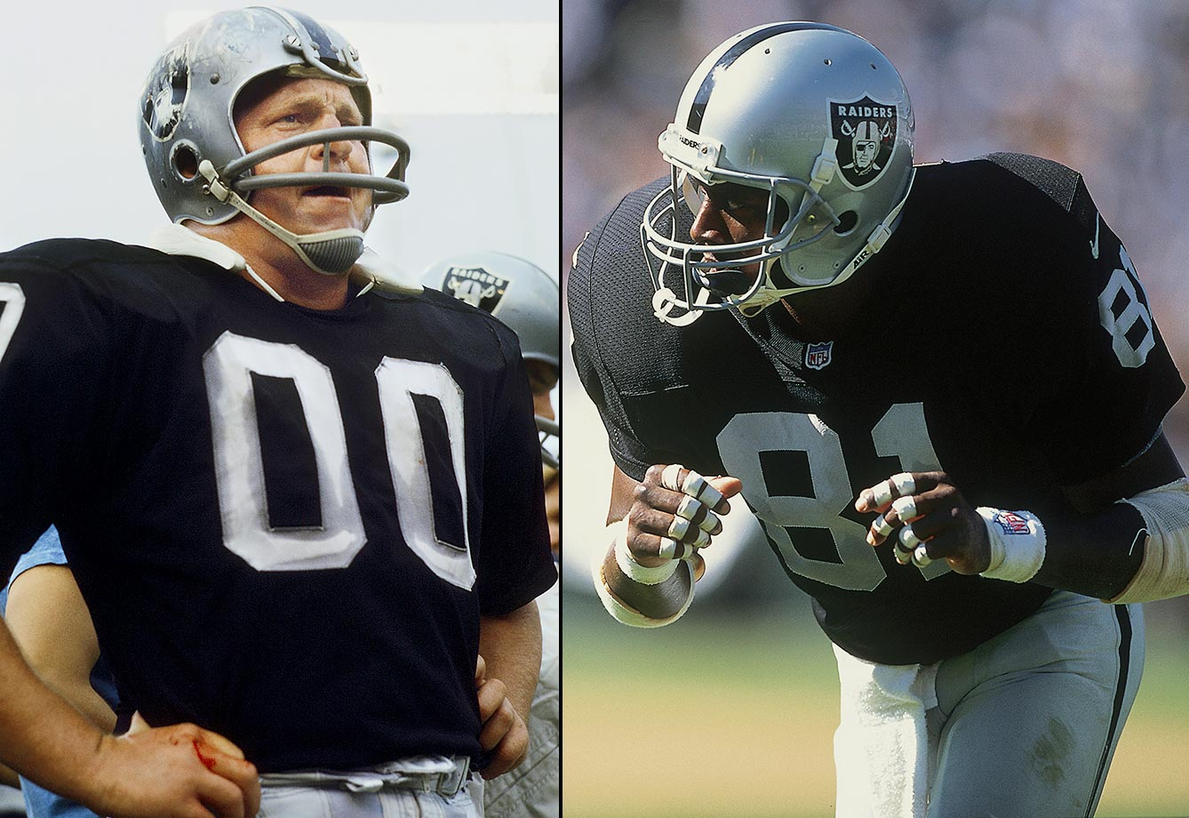 The Raiders started out in Oakland in 1960, as a member of the American Football League and stayed there until the end of the 1981 season. They moved to Los Angeles for the next 13 seasons before moving back to Oakland. They've won one Super Bowl in Oakland (1976) and one in Los Angeles (1983).