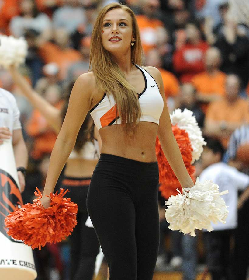Have removed oregon state basketball cheerleaders interesting. Tell