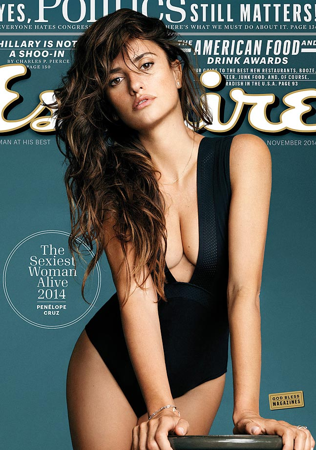 Penelope Cruz :: Exquire