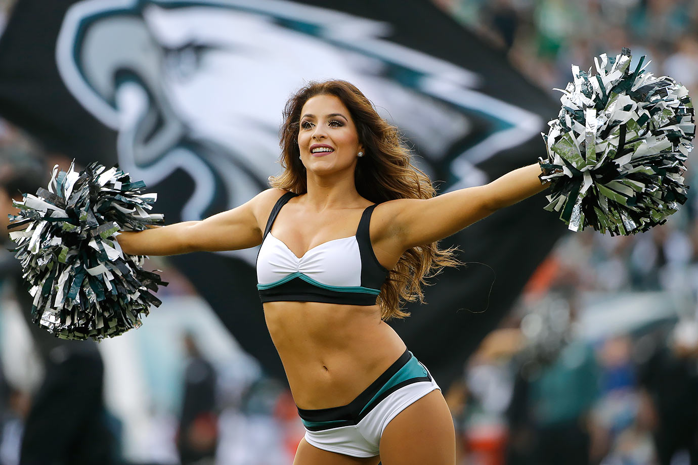 Philadelphia Eagles Cheerleaders - Mature Content Alert