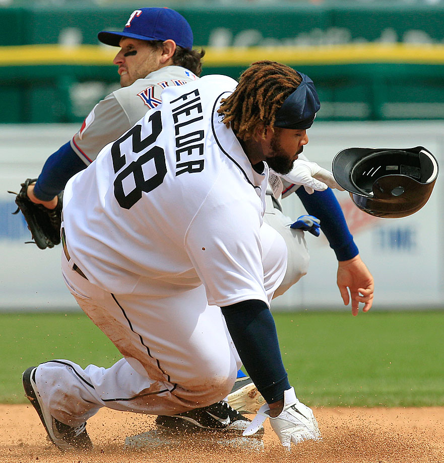 The Tigers and Rangers worked out a deal that filled persistent holes and cleared roster logjams. The deal reportedly included $30 million to Texas to help offset the difference in the remaining salaries of the two stars. The 29-year-old first baseman Fielder was just two years into a nine-year, $214 million deal he signed with the Tigers in 2012. The 31-year-old Kinsler had spent more than a year in the middle of rumors regarding either a trade or a shift off second base.  Kinsler has enjoyed batting in front of Miguel Cabrera, while Fielder missed most of the 2014 season needing neck surgery.