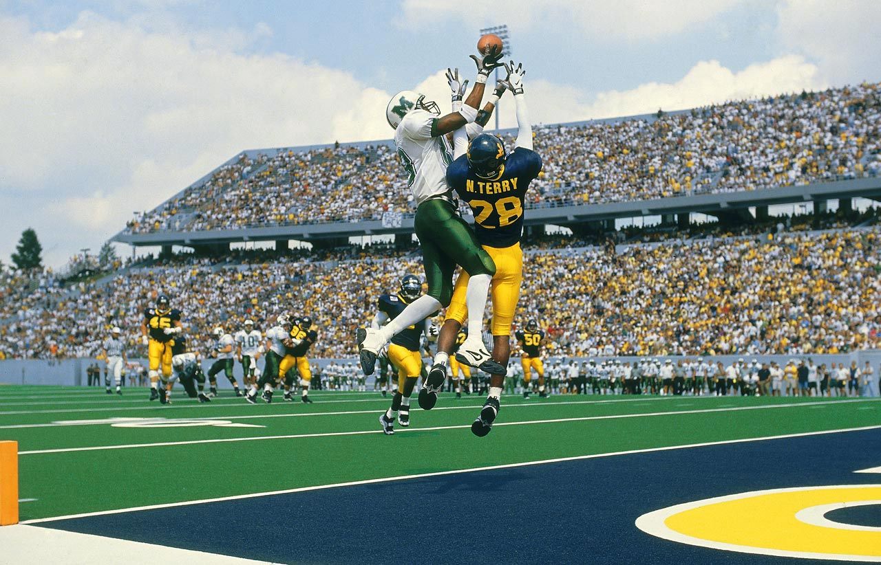 From The Vault: Randy Moss's journey as Marshall's biggest ... Kicked Out Of College
