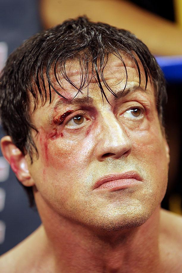 Rocky Balboa Rare SI P...
