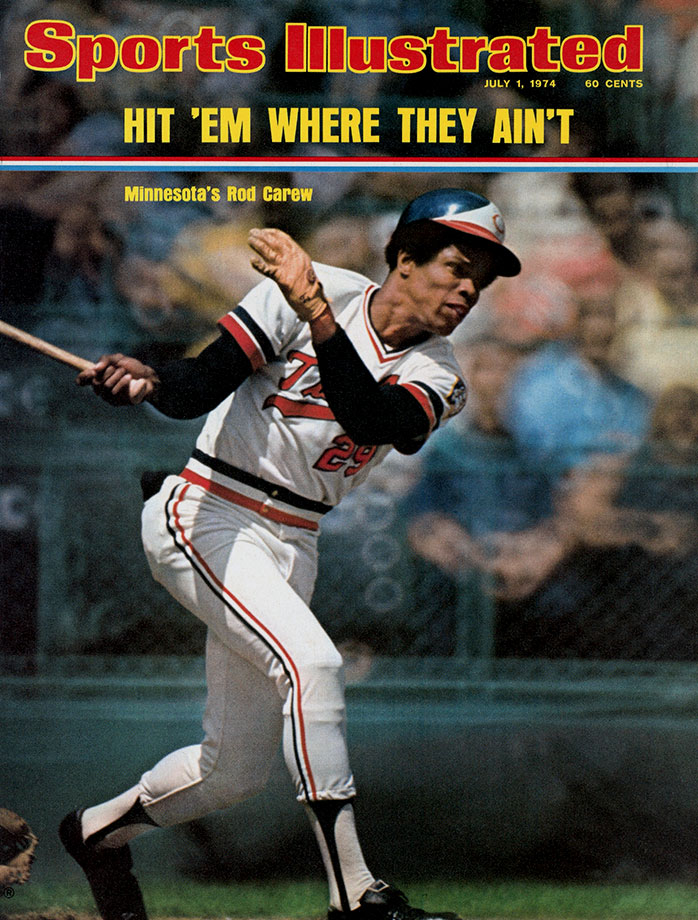 """I've got more action than my man John Woo, And I've got mad hits like I was Rod Carew"""