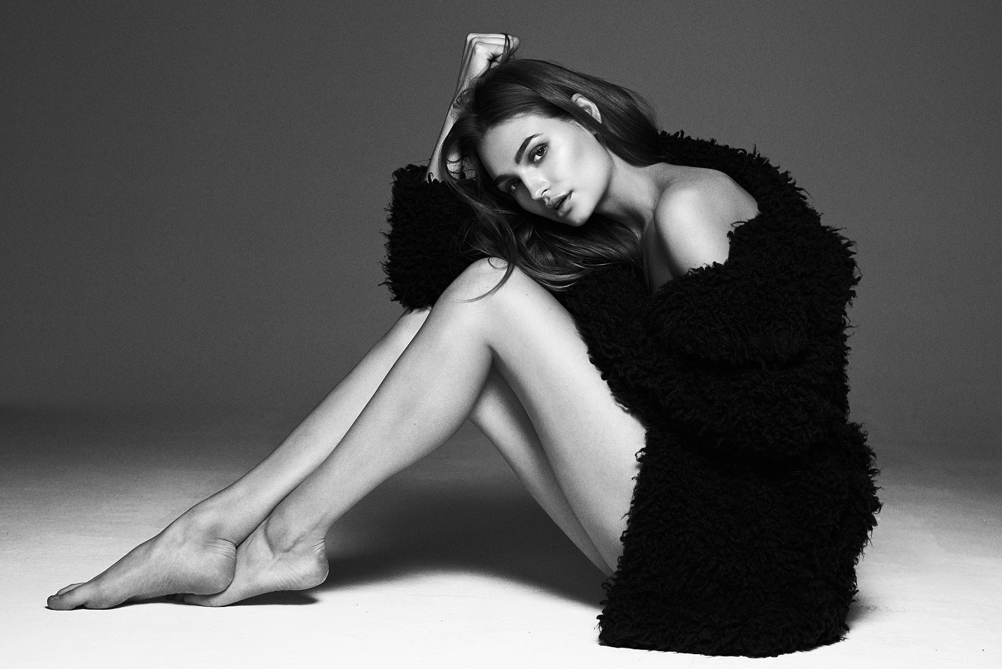 Roosmarijn de Kok :: Courtesy of Wilhelmina Models