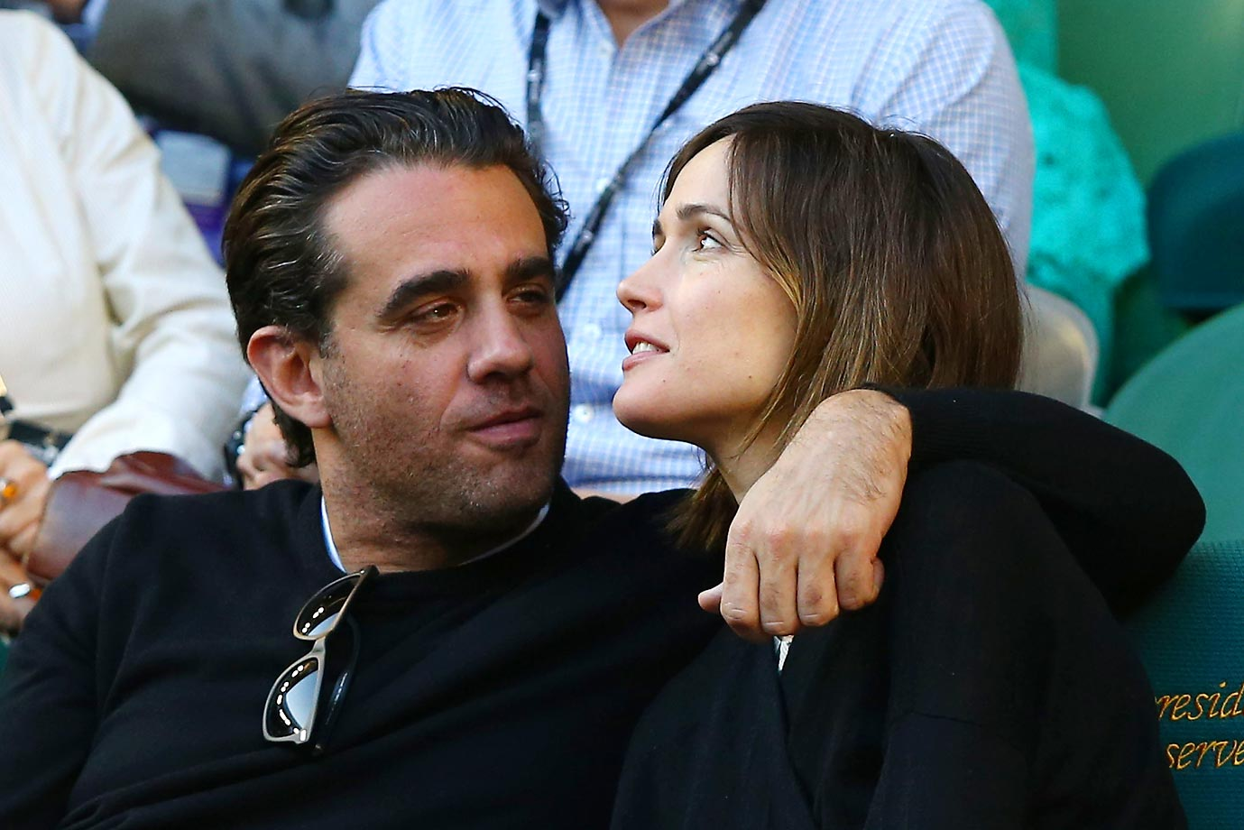 Actress Rose Byrne, and partner Bobby Cannavale.