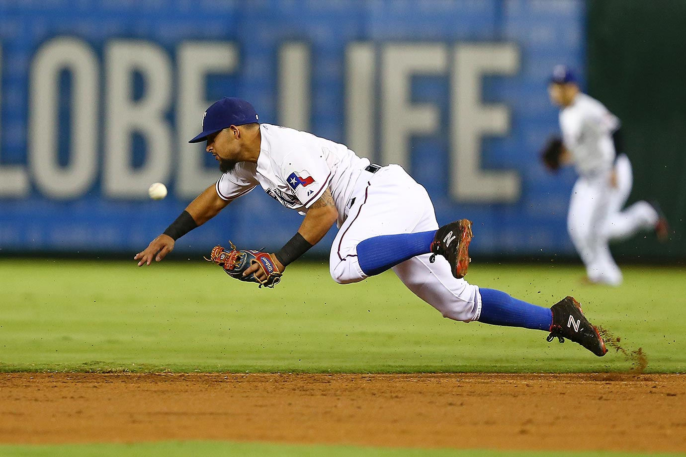 Rougned Odor, Sept. 28, 2015.