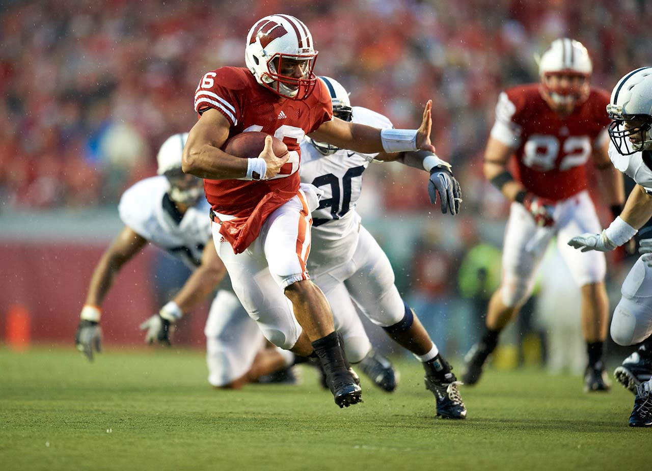 Wisconsin vs. Penn State