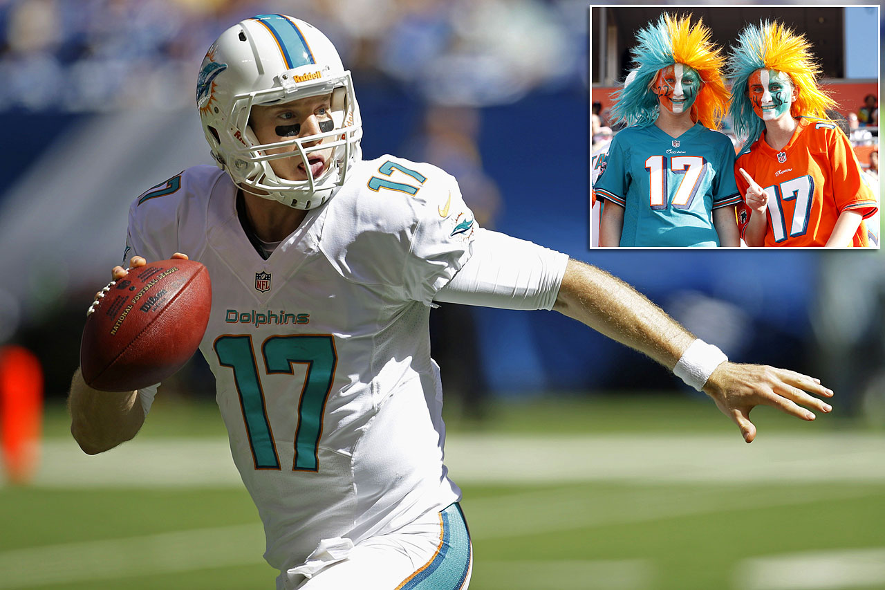 QB, Miami Dolphins