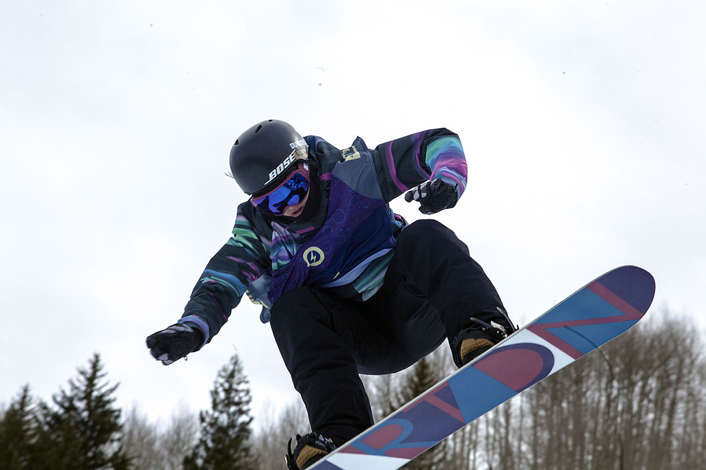 Kelly Clark has come out of the Burton U.S. Open Superpipe a winner eight times in her illustrious career, but she settled for third over the weekend.