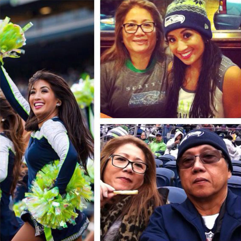 @SINow Seeing my mom in the stands is one of my most favorite parts of the game! #KeepGoodGoing #GoHawks #tbt