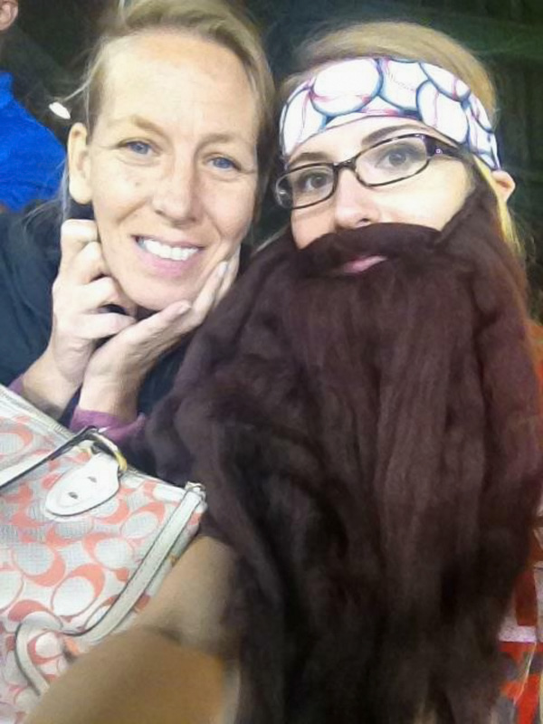 @SInow Get Beard Night at Fenway #KeepGoodGoing