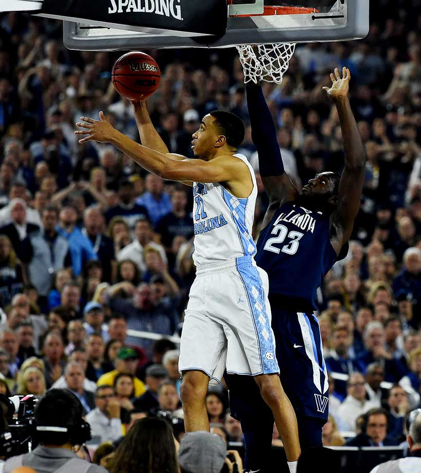 Brice Johnson had his worst game of the 2016 NCAA tournament, scoring just 14 points.
