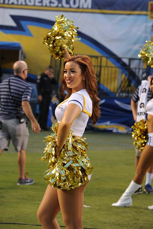 The Gallery For Gt Chargers Cheerleaders 2014