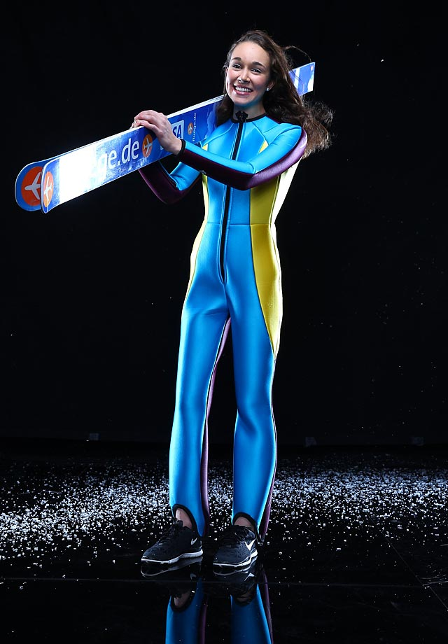 This year's Olympics is the first time that women's ski jumping will be an event, and Hendrickson is aiming to take the inaugural gold medal. She underwent knee surgery last August, but still earned a spot on the team. Sarah Hendrickson's Facebook page.