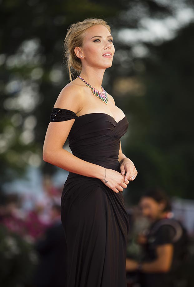 Scarlett Johansson: Lovely Lady of the Day