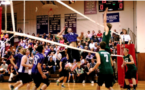 Sectional finals, 2011. Hard to think of a game that meant more to me than this one. It was my last volleyball match ever. The last time I ever put on that jersey, took the court, and stood alongside my teammates. We'd lost to Lake Shore twice in the regular season, so getting them in the finals at home was about as sweet as it could get.                                      Four-plus games later and in extra points, the storybook ending never came. Our hopes for a win sailed away with my last-gasp swing that hit the back wall instead of the floor. It was devastating. I fell to the ground and started to cry, and stayed there until Eric came to pick me up. And though I'll always want that last set back, I rest assured knowing that I never played a better game, and left it all on the court with those tears I cried.                                      Victory is not a teacher. Defeat teaches resilience, appreciation, dedication, and, most importantly, gratitude. Gratitude in finally achieving the ultimate reward for unwavering passion -- victory. One thousand losses can be rectified through a single victory. Be grateful for your chance to come back more intelligent and stronger, and one step closer to that win.                                      #KeepGoodGoing @sportsillustrated #tbt