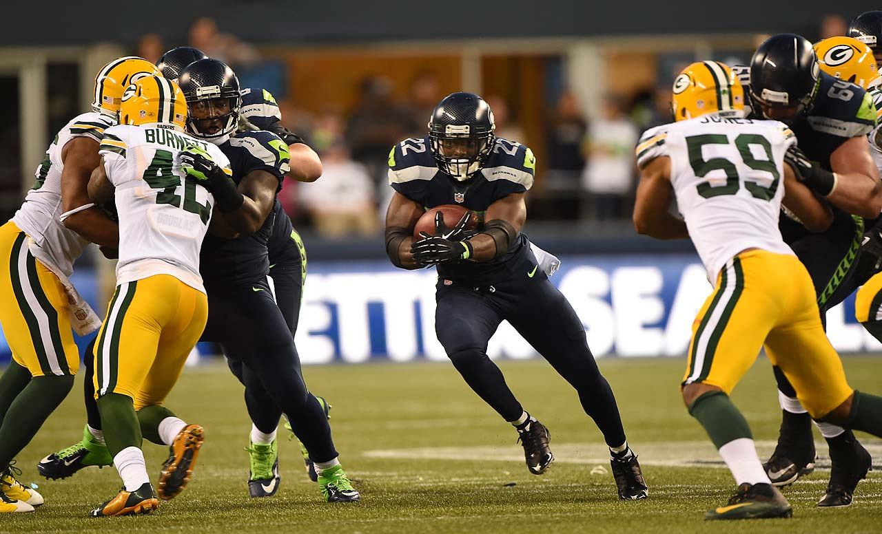 Robert Turbin turned six carries into 27 yards in spot relief of Marshawn Lynch.