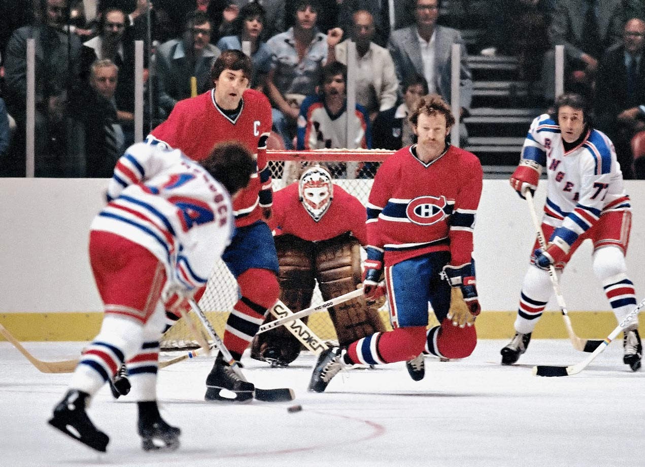 Savard was a wily veteran of two Cup teams when Robinson arrived in Montreal as a rookie in 1972-73. Paired for seven seasons, they gave the Canadiens a Hall of Fame backline duo that became a dynasty's pillar. After winning the Cup in '73, they helped the Habs rattle off four straight from 1976 to 1979, with Robinson winning the Smythe in '78.  ''He was the guy who always covered up for my mistakes,'' Robinson told the Hall of Fame's website. ''He told me just to go and he'd stay back. That's how it went for all those years we won the Cup.''