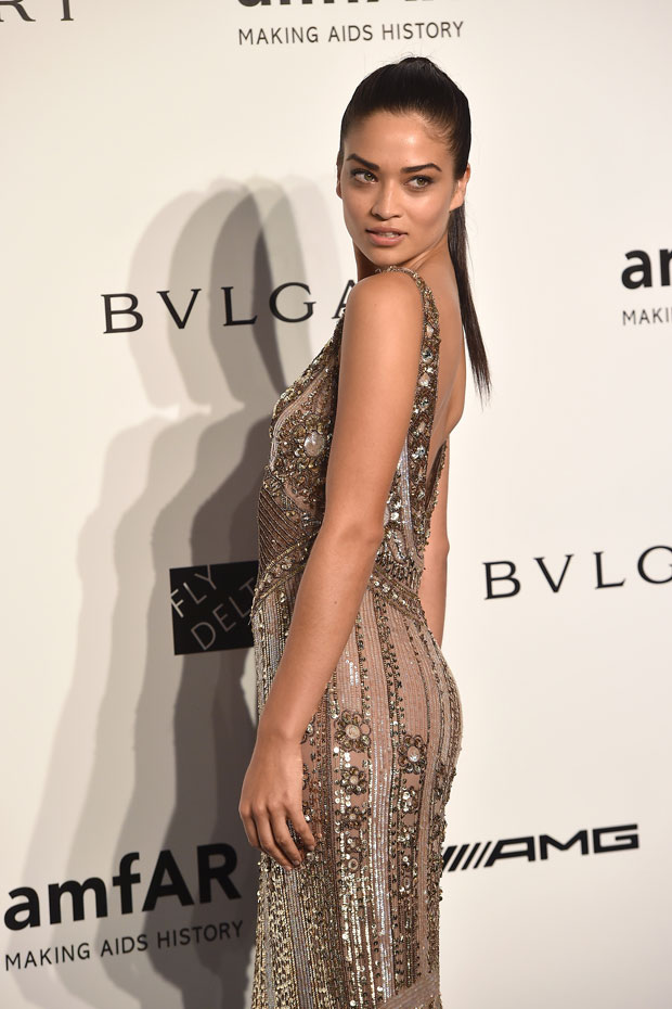 Shanina Shaik :: Getty Images