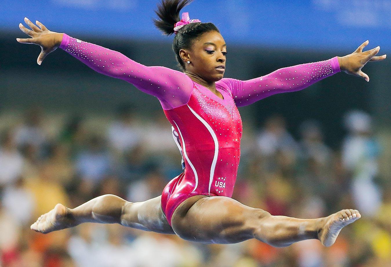 "Age: 17 | Height: 4'9"" | Gymnastics"