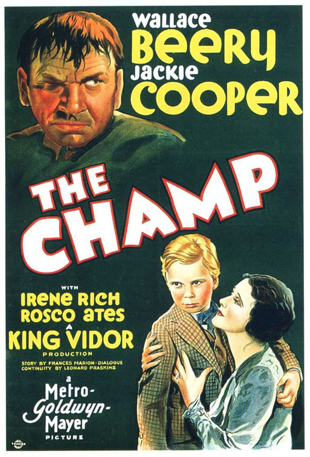 Wins (2): Best Actor (Wallace Beery), Original Screenplay —                                Nominations (2): Best Picture, Director (King Vidor)