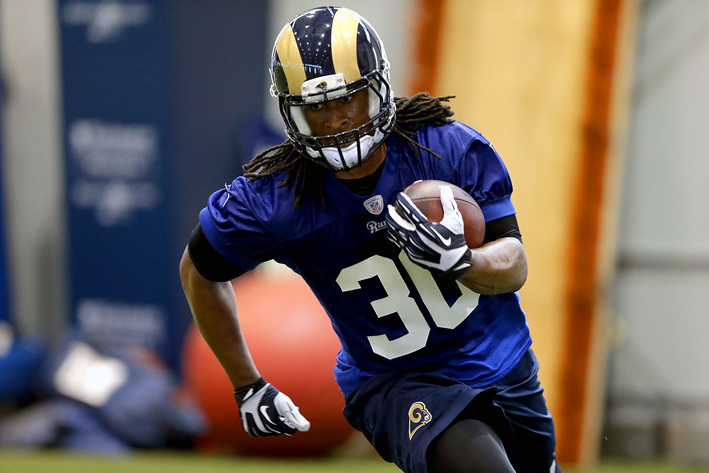 Gurley didn't tear his ACL until mid-November, meaning he'll be just 10 months removed from the injury when the Rams take on the Seahawks in their season opener. On top of that, Tre Mason played well once the Rams finally gave him a chance in his rookie season, running for 765 yards and four touchdowns on 179 carries. The Rams have no reason to rush Gurley back, or ride him too hard once he is on the field. He may be a star in the future, but don't expect it to come together this year.