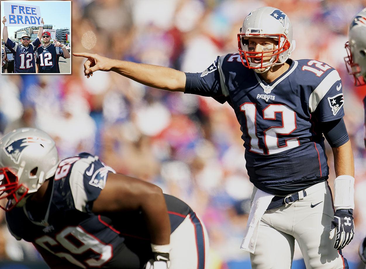 QB, New England Patriots