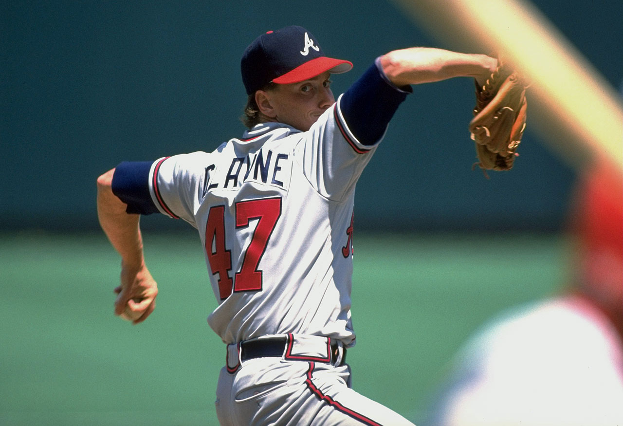 Hall of Fame pitcher Tom Glavine won at least 20 games in a season five times, and he is one of just six left-handers to win 300 games. He also has two Cy Youngs and a World Series MVP trophy.