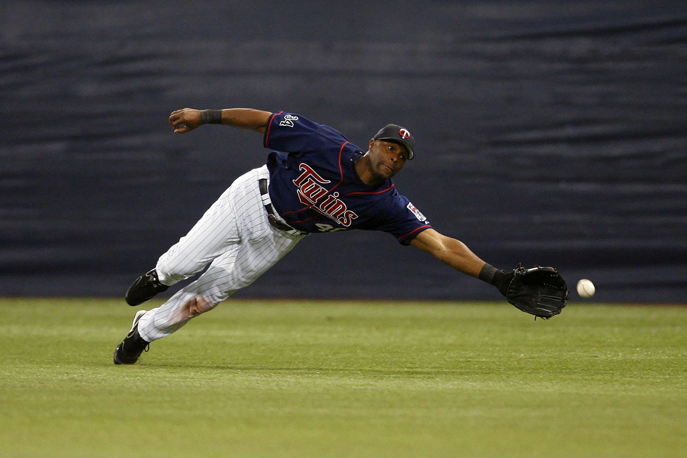Hunter left the game as one of the most decorated outfielders in baseball history, earning nine gold gloves between 2001-2009. Ken Griffey Jr., Al Kaline and Ichiro Suzuki are tied for the most American League gold gloves for an outfielder with 10. Over 2,372 major league games, Hunter compiled a .277 batting average with 353 home runs and 2,452 hits. He was named an All-Star five times.