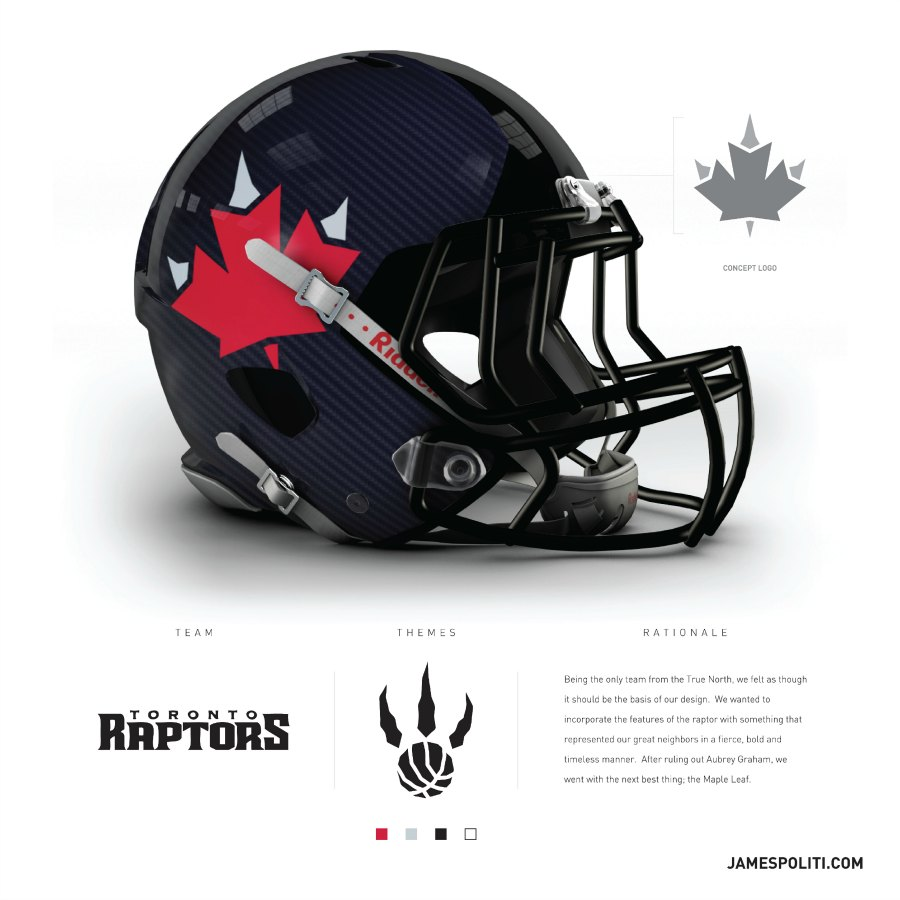 Toronto Raptors :: James Politi & Luke Daly
