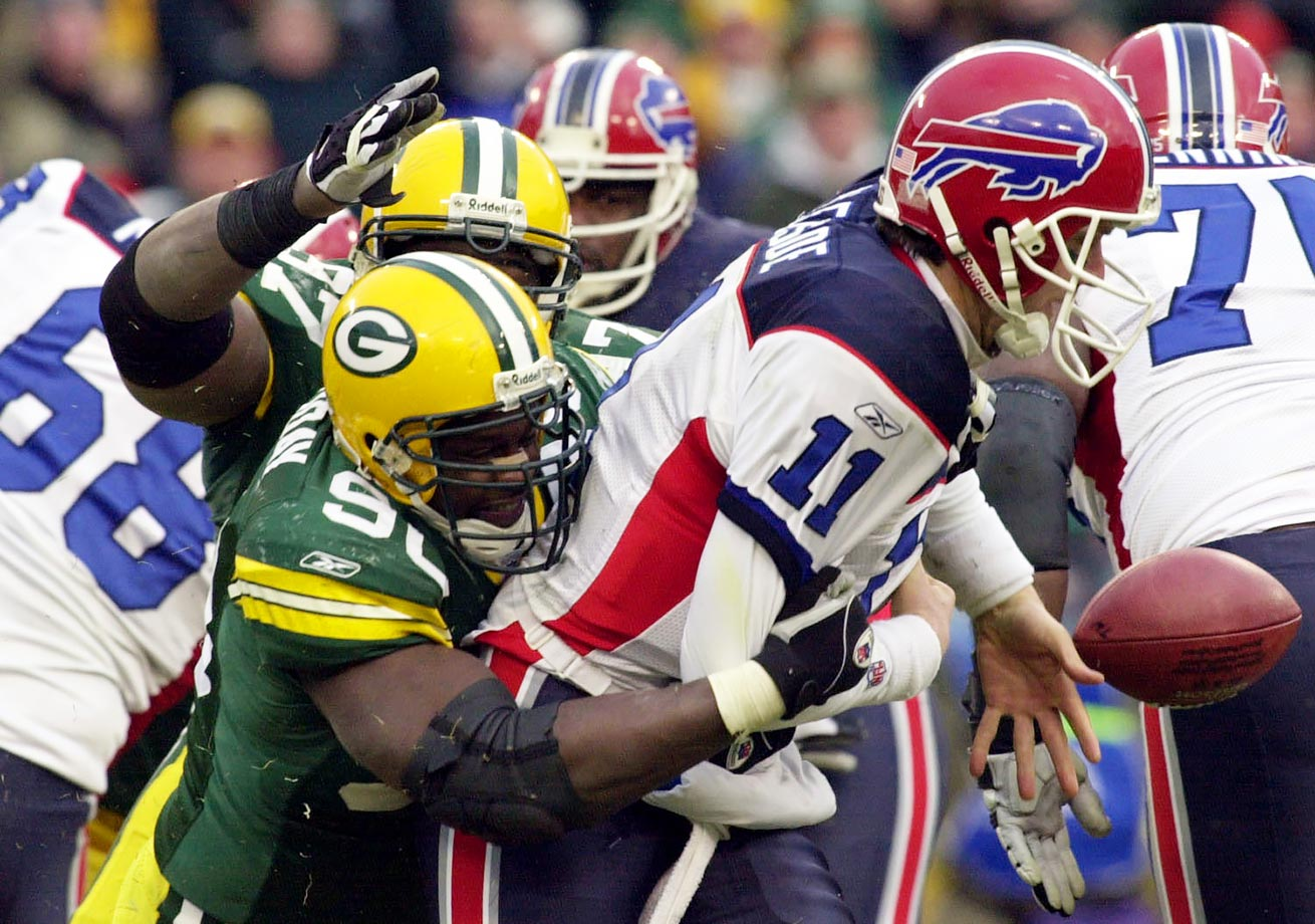 December 22, 2002 — Green Bay Packers vs. Buffalo Bills