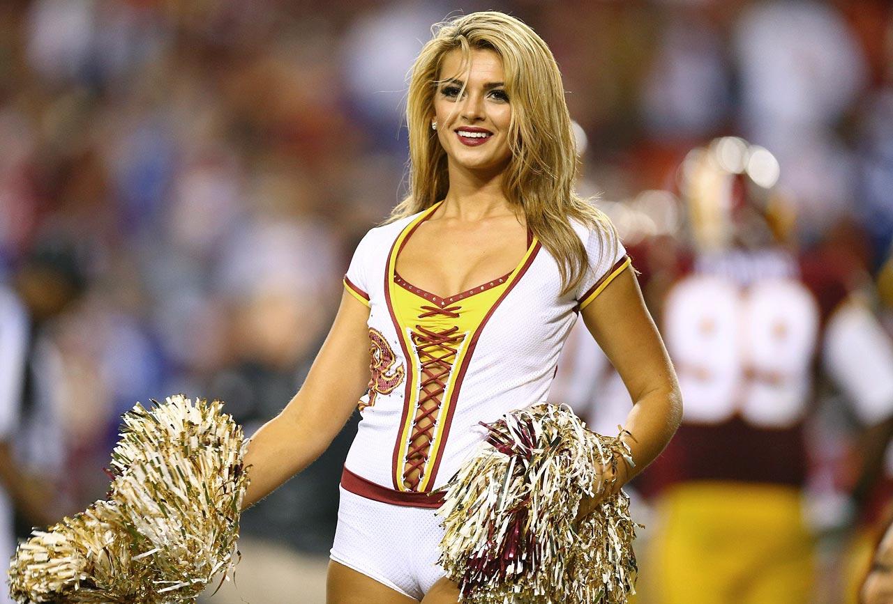 NFL Cheerleaders: Week 4 | SI.com