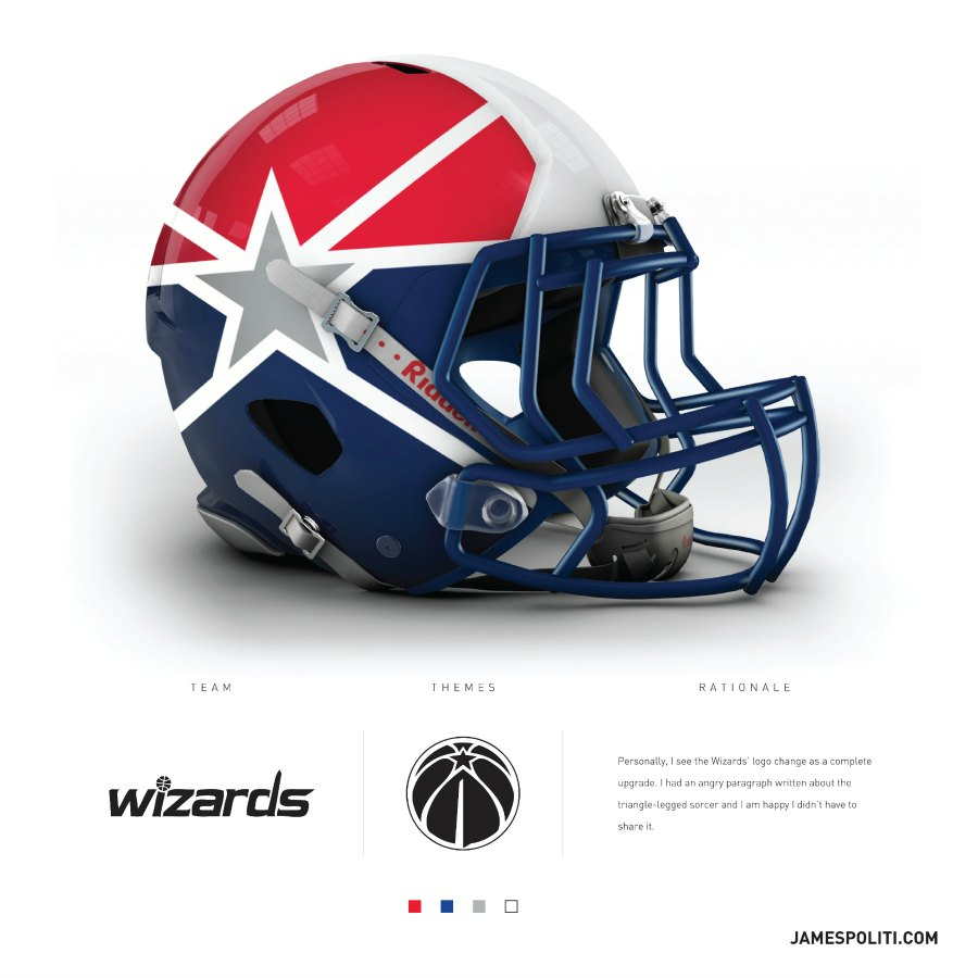 Washington Wizards :: James Politi & Luke Daly
