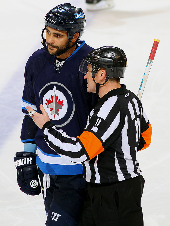 No team felt more shame last season than the Jets, who spent more time in the box than any other team. Winnipeg played at least one man down for a league-high 521:46, which is a lousy way to conduct business when your PK ranks a middling 13th. Tough to win a championship with no self-discipline.