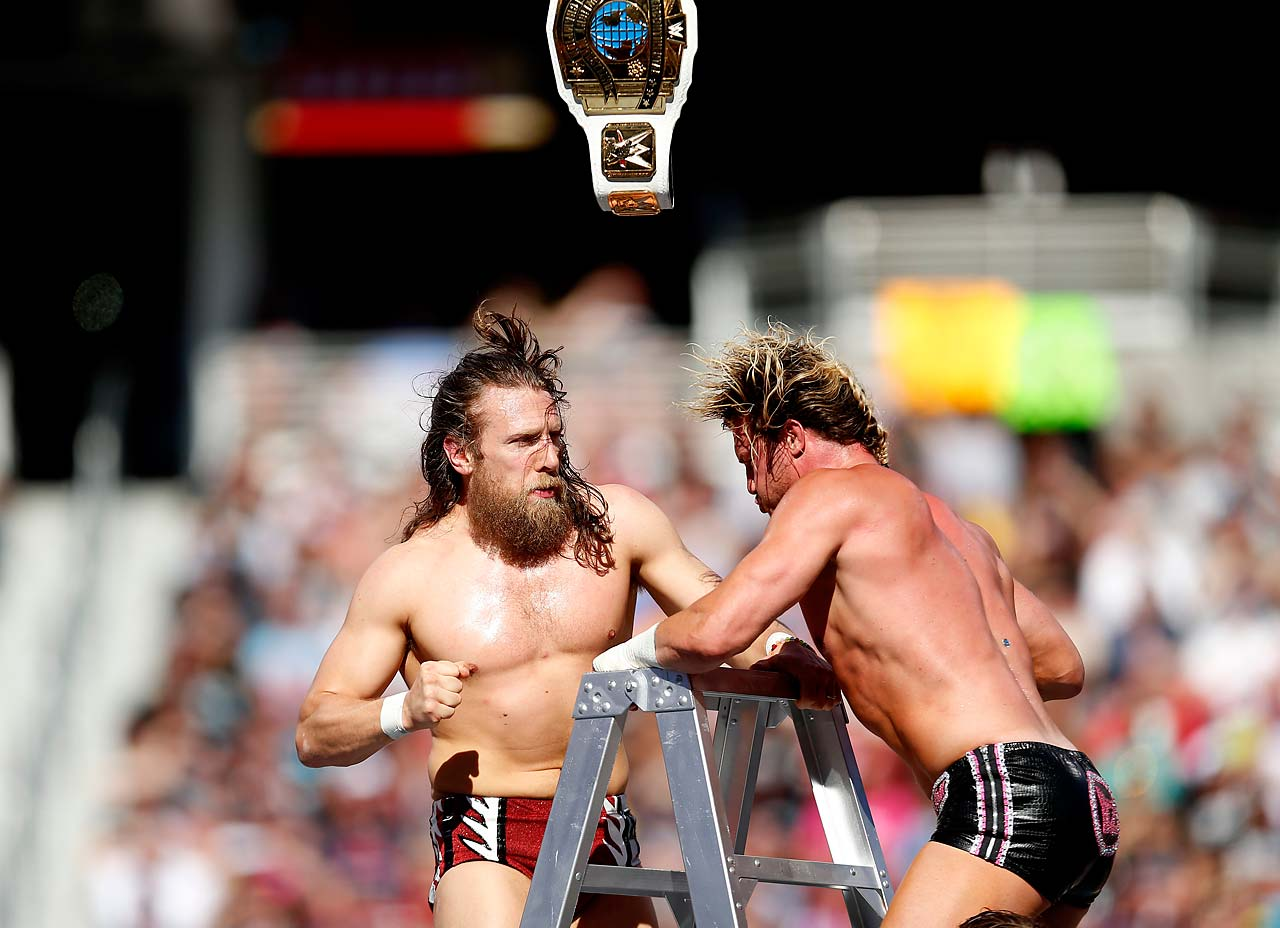 Daniel Bryan and Dolph Ziggler