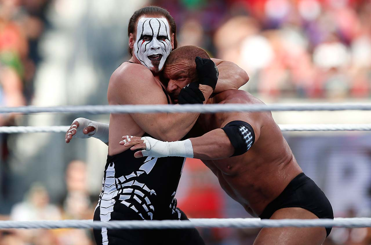 Triple H and Sting