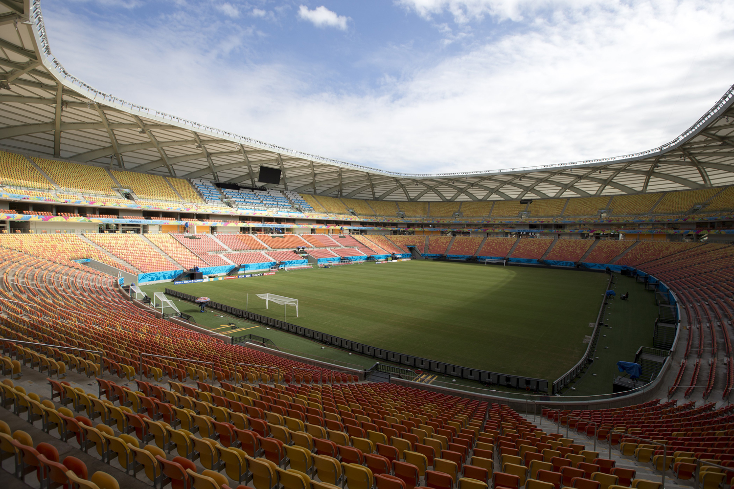 Greetings From Manaus: Greg Bishop and Simon Bruty's Travel Guide to the Other Side of the World Cup. (Photos by Simon Bruty/SI)