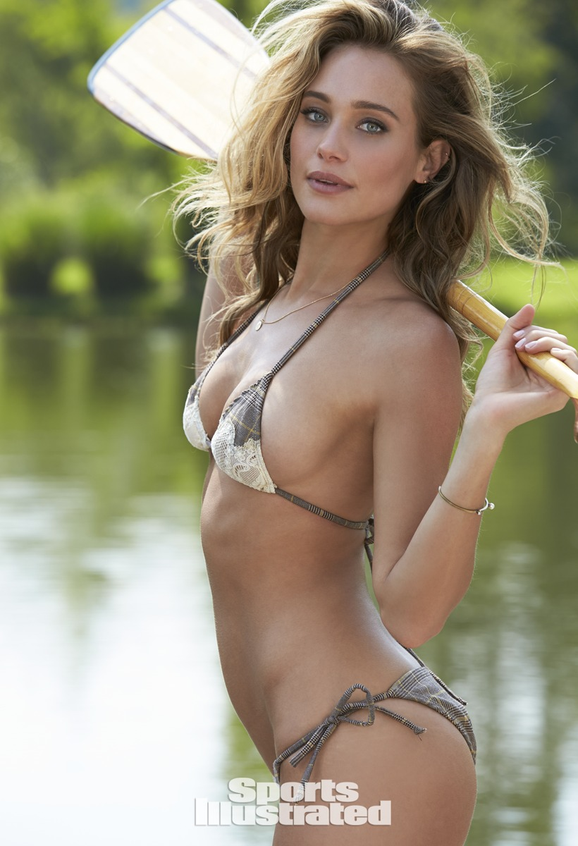 Hannah Davis was photographed by Ben Watts in Tennessee.