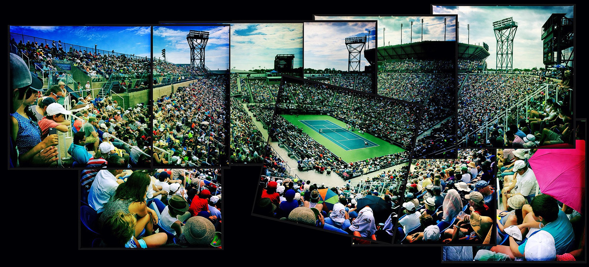 The number of seats in Arthur Ashe Stadium, the largest tennis stadium in the world. In 1997, the venue, which also has 90 luxury suites, five restaurants and a two-level players' lounge, replaced Louis Armstrong stadium as the primary court at the Open. A $100 million retractable roof will be completed over the stadium by the end of 2017.