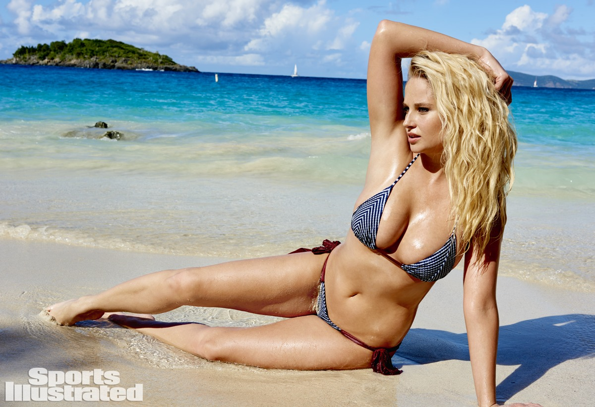 The 25 Sexiest Sports Illustrated Swimsuit Models Of All-Time [PHOTOS]