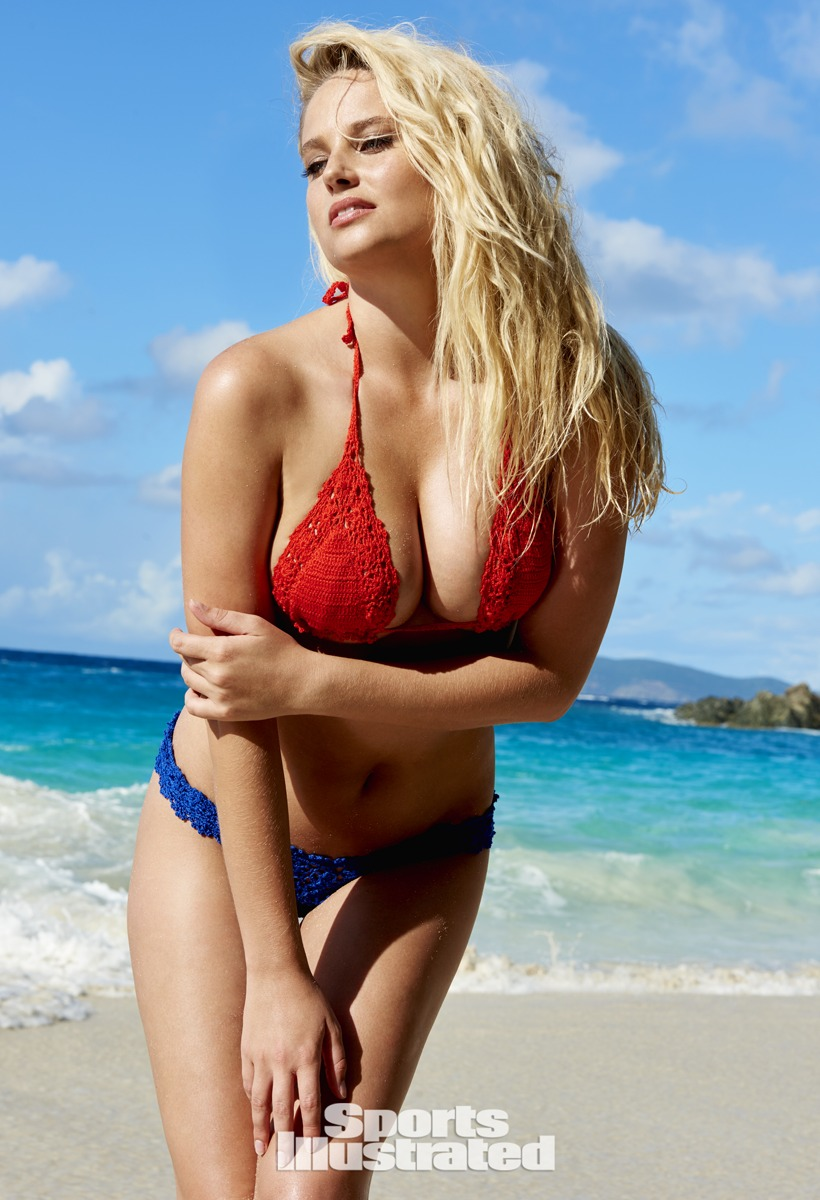 Genevieve Morton was photographed by Yu Tsai in St. John, US Virgin Islands.